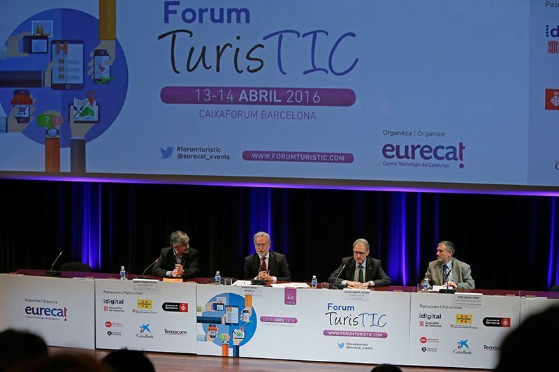 Fòrum Turístic Tecnologia Innovació Turisme TIC
