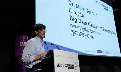 big data congress eurecat marc torrent