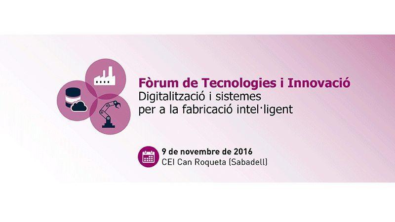 Fòrum de Tecnologies i Innovació