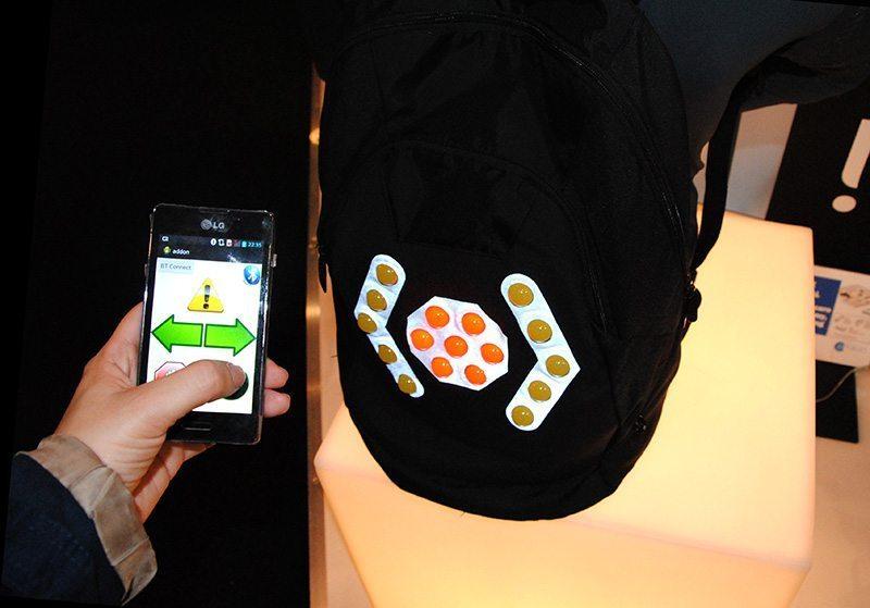 Motxila Smart CIty Expo Eurecat