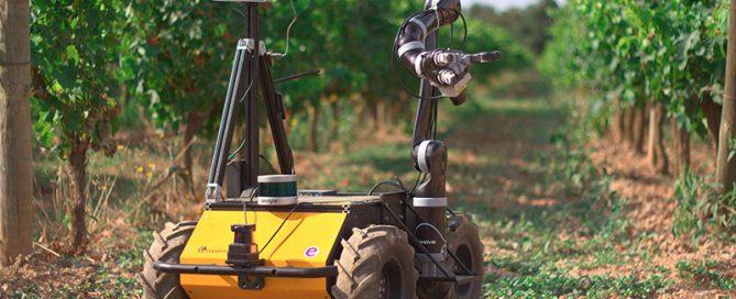 robot agríclo