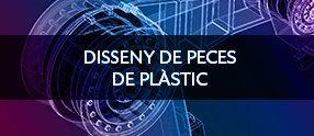 disseny de peces de plastic Eurecat