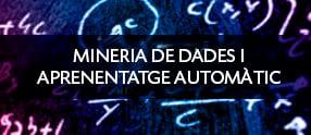 mineria de dades i aprenentatge automatic eurecat