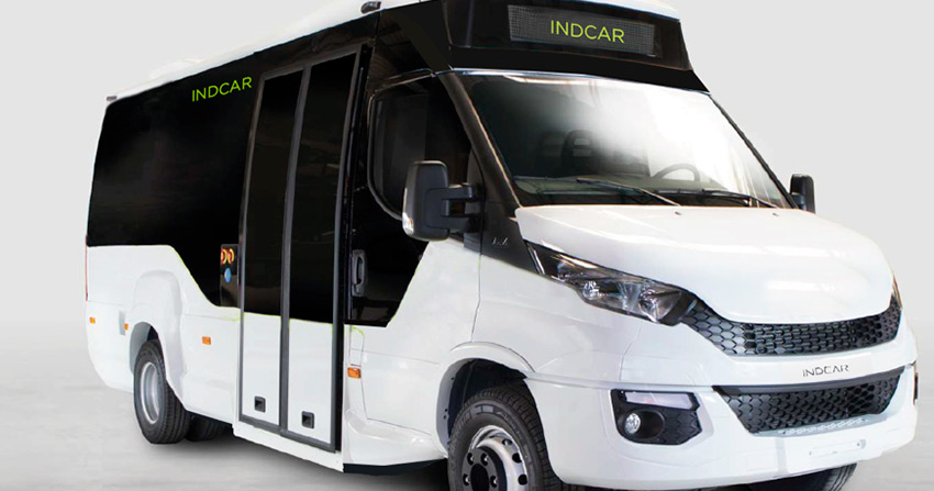 MINIBUS sustainable mobility project Eurecat