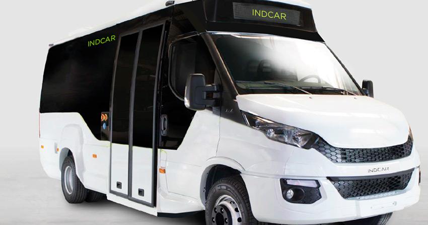 MINIBUS proyecto mobilidad sostenible