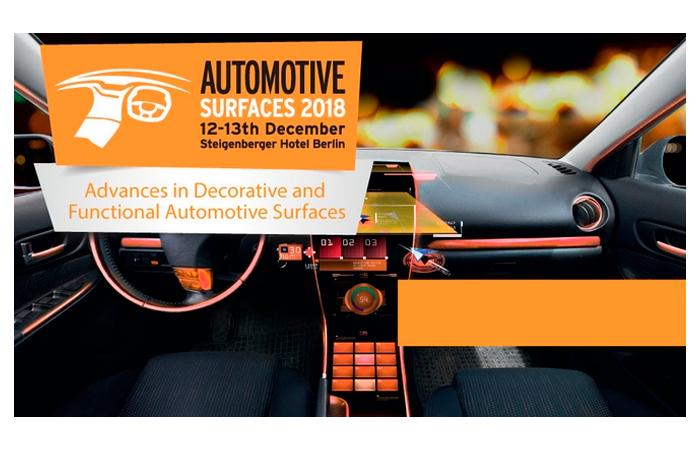 Automotive SURFACES 2018