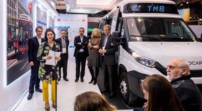 minibus electric