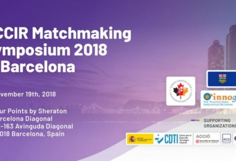 Symposium Matchmaking 2018