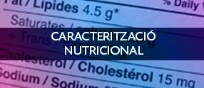 caracteritzacion nutricional