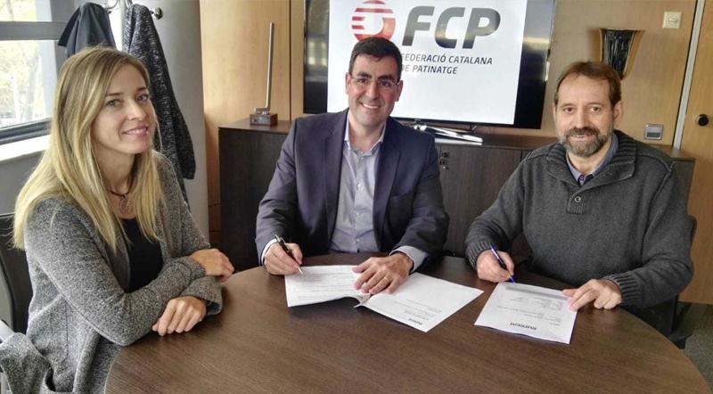 federació catalana de patinatge