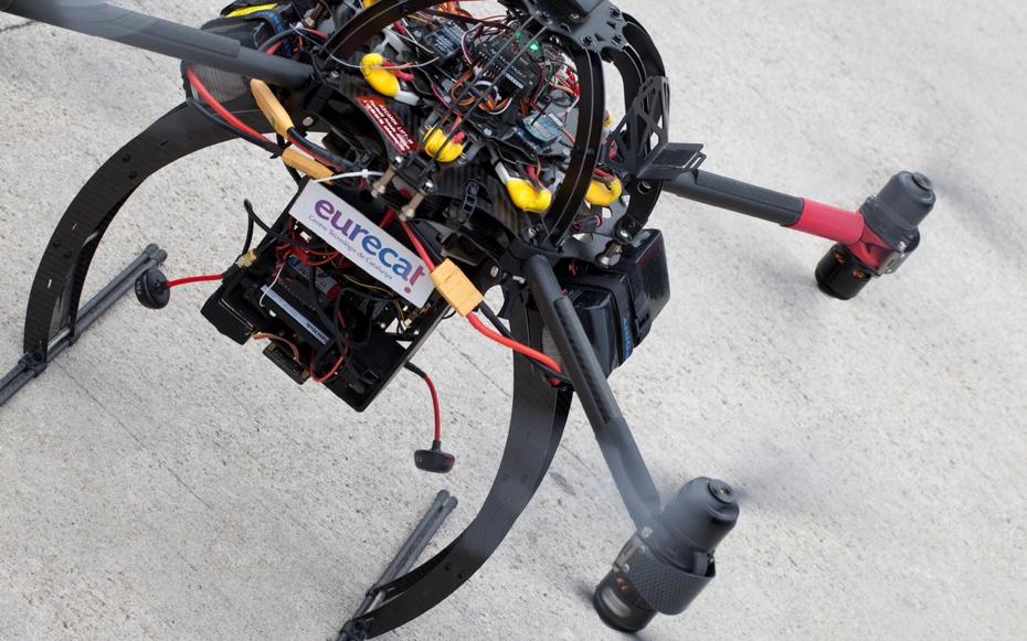 drons seguretat ferroviària eurecat assets4rail