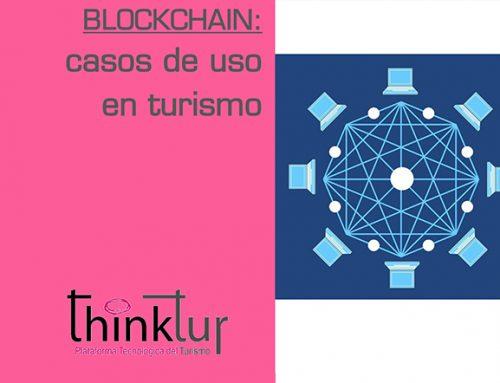 """Nou ebook """"Blockchain: casos d'ús en turisme"""""""