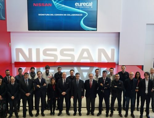 Nissan boosts its open innovation ecosystem by signing a strategic agreement with Eurecat