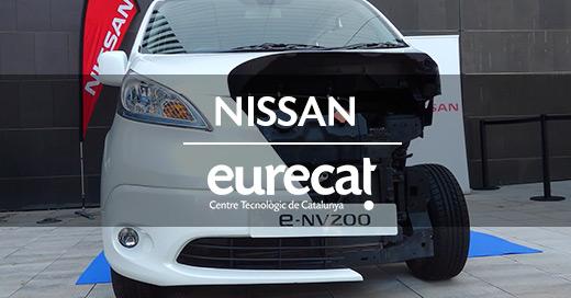 cas èxit Nissan Eurecat