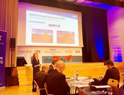 Barcelona acollirà la Conferència Anual d'EARTO, l'associació europea d'investigació i tecnologia