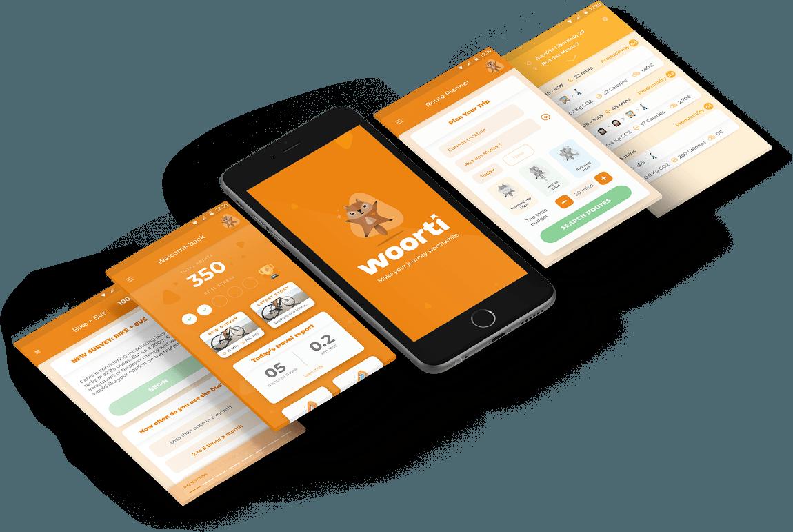 MoTiV Woorti #viatjoperunmotiv aplicació
