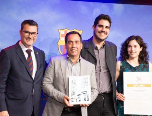 El Gremio de la Industria y la Comunicación Gráfica premia la tecnología de electrónica impresa de Eurecat