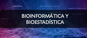 bioinformática y bioestadística