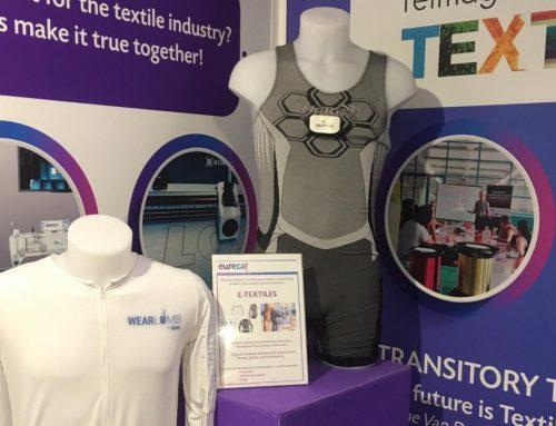 Eurecat anticipa en ITMA tejidos inteligentes y wearables punteros en salud, bienestar y deporte