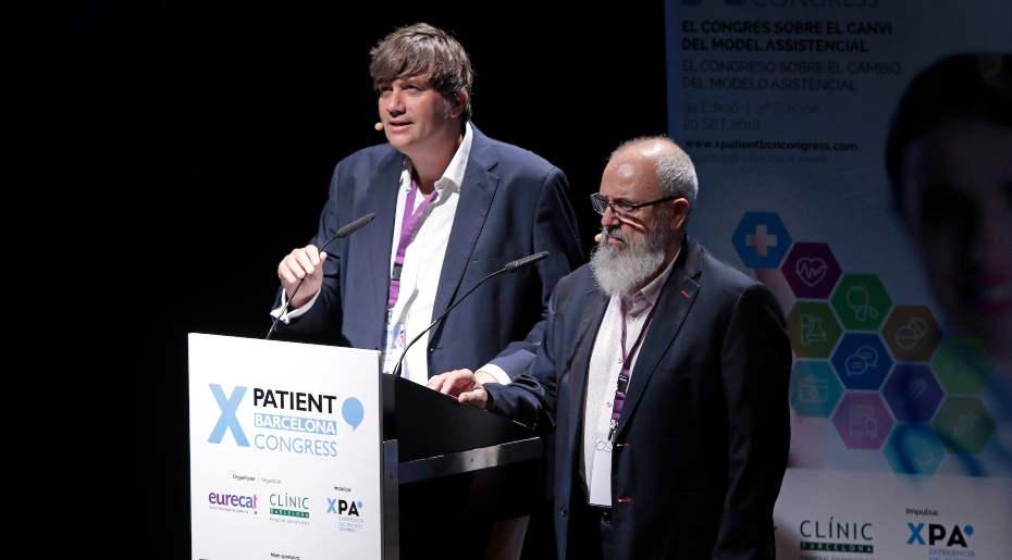 eurecat xpatient 2019 projectes d'innovació salut