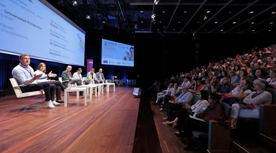 Eurecat XPatient Barcelona Congress