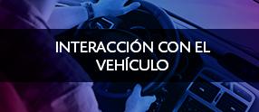 Interaccion con el vehículo