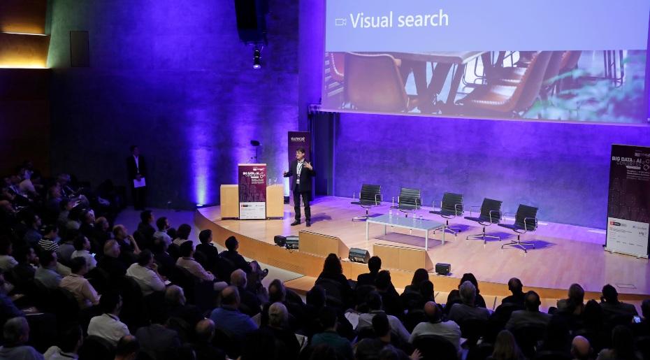 eurecat big data intel·ligència artificial congress barcelona enfermedades