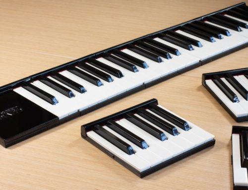 PocketPiano, un piano professional de butxaca que permet interpretar música a qualsevol lloc