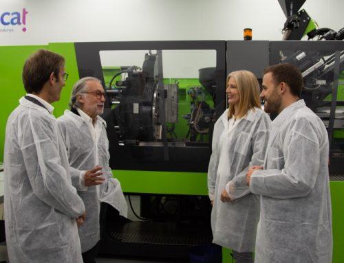 Eurecat inaugura una planta piloto de Plastrónica pionera en Europa