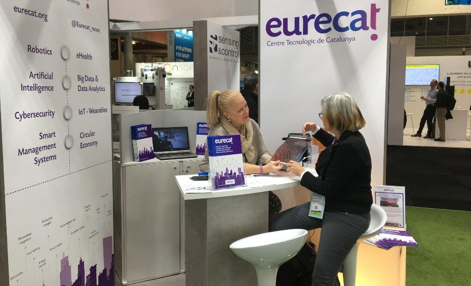 eurecat smart city expo 2019 digitalització