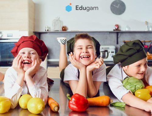 Comença Edugam, un programa innovador de gamificació d'hàbits saludables impulsat per SERHS Food, Campos Estela i el Clúster Foodservice