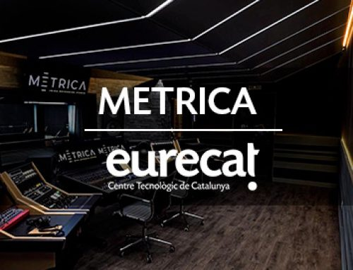 MÉTRICA: el primer estudi de gravació de so 3D