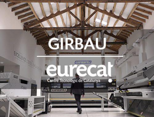 Girbau: Sostenibilitat en la reducció del consum d'aigua en els processos de rentat