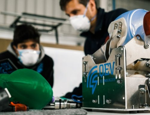 Hospital de Sant Pau, QEV Technologies, Nissan and Eurecat have developed a respirator to supply emerging countries