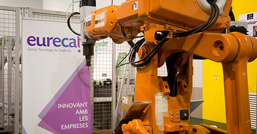Robots on Factory eurecat