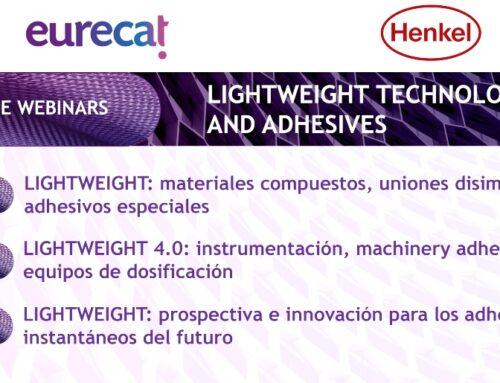 Henkel Ibérica y Eurecat organizan una serie de webinars tecnológicos sobre 'lightweight technologies and adhesives'