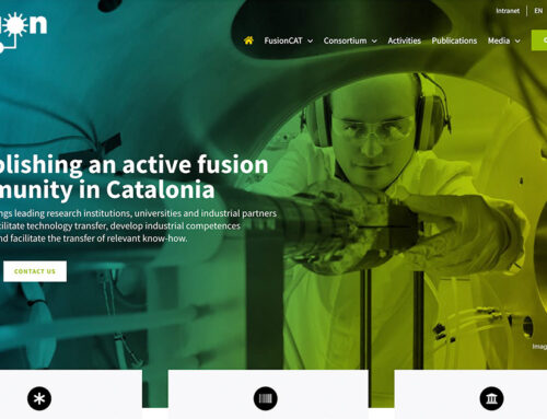 Fusioncat: nuclear fusion in Catalonia