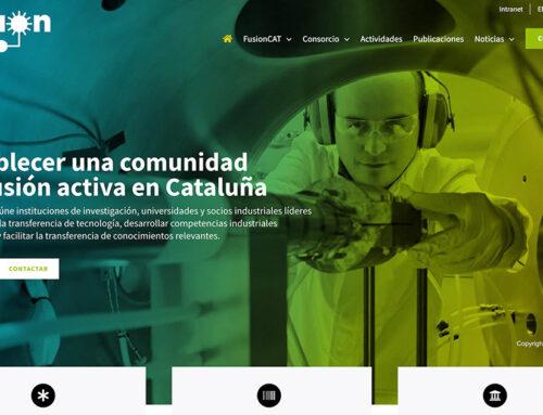 FusionCAT: La fusión nuclear en Cataluña