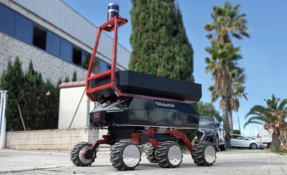 eurecat robotnik robot col·laboratiu
