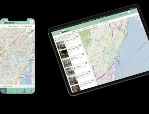 Una nova app millorarà la gestió dels fluxos de visita als diferents espais turístics