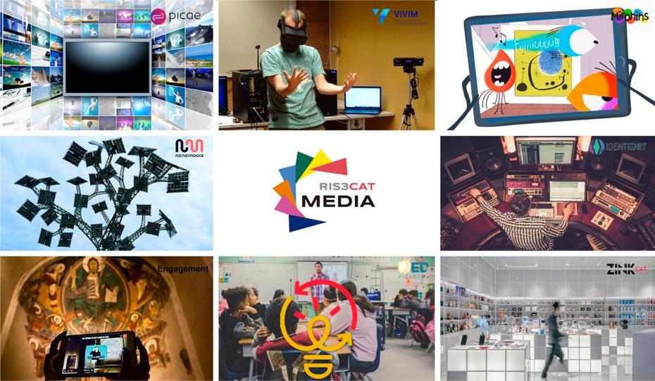 eurecat ris3cat media sector cultural i creatiu