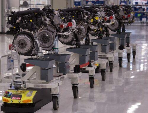 Kivnon i Eurecat innoven en robòtica mòbil per fer les fàbriques més flexibles i intel·ligents