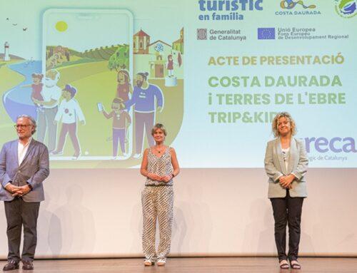En marcha 'Costa Daurada y Terres de l'Ebre Trip&Kids', una plataforma tecnológica pionera para la gestión del turismo familiar